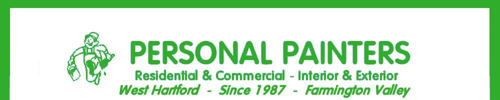 Personal Painters, West Hartford Connecticut Painters